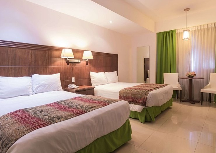 Single room hotel faranda express soloy & casino panama