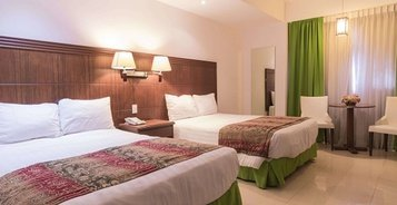 Single Room Hotel Faranda Express Soloy & Casino