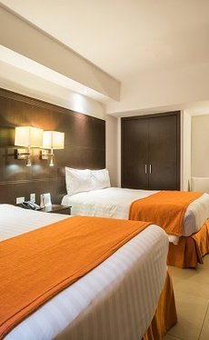 The best facilities City House Soloy & Casino Hotel