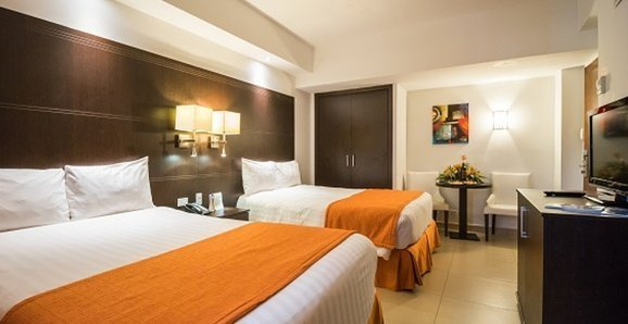 Double Room Hotel Faranda Express Soloy & Casino